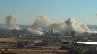 ضربات جوية روسية على جنوب غرب سوريا عقب فشل المحادثات مع المعارضة