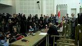 Colegas apoiam juíza que desafiou governo polaco