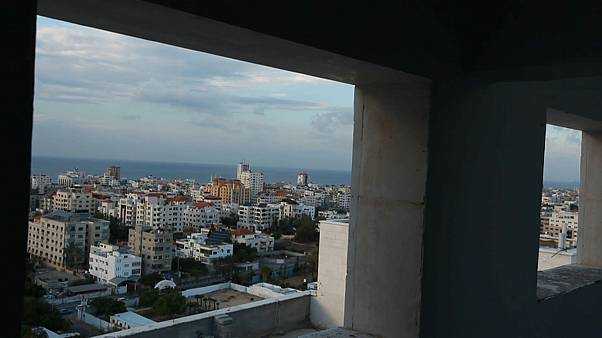 Remote work offers hope to Gaza residents