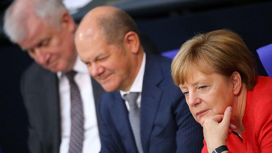Políticas migratórias aquecem Bundestag