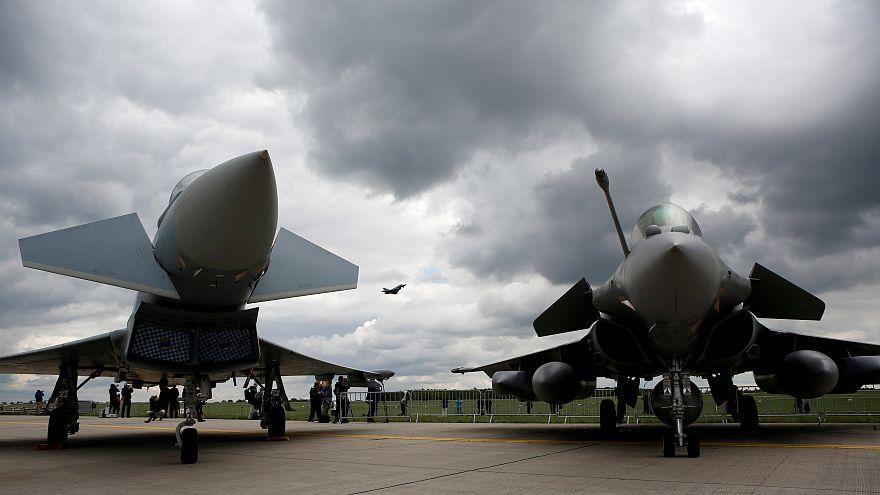 El (secundario) papel de España en el futuro avión de combate europeo