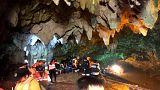 Thaïlande : course contre la montre pour évacuer la grotte