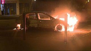 دومین شب ناآرامیها در شهر نانت فرانسه؛ معترضان چهل خودرو را آتش زدند
