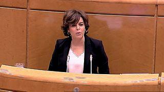 Sáenz de Santamaría gana las primarias del PP