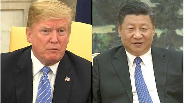 ABD-Çin ticaret savaşı: Pekin'den misilleme