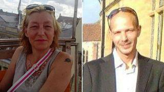 L'agent toxique Novitchok a-t-il frappé un couple britannique au hasard?