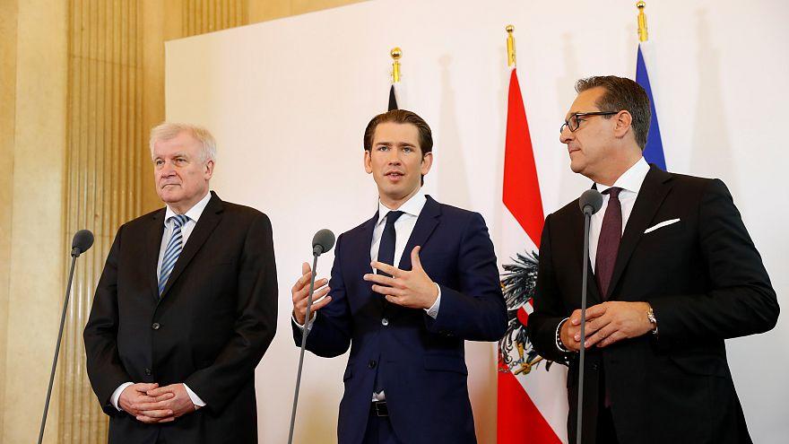 Berlim, Viena e Roma querem fechar rota do Mediterrâneo