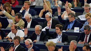 """El parlamento Europeo rechaza la reforma del """"copyright"""""""