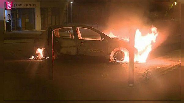 Polis kontrolünden kaçarken vurulan gencin ölümü Fransa'yı karıştırdı