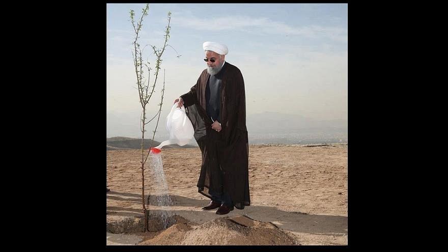 Iranischer General beschuldigt Israel des Wolken-Diebstahls | The Cube