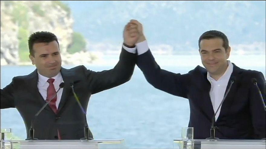 Macedonia: il Parlamento ratifica nuovamente l'accordo sul nome