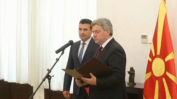 Македонский вопрос пока остается открытым
