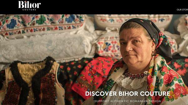 Auffallend ähnliche Mode: Einwohner von Bihor werfen Dior Plagiat vor