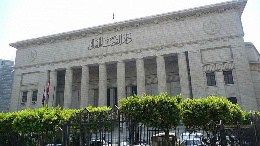 حكم بالمؤبد على عبد الله شحاتة مستشار محمد مرسي