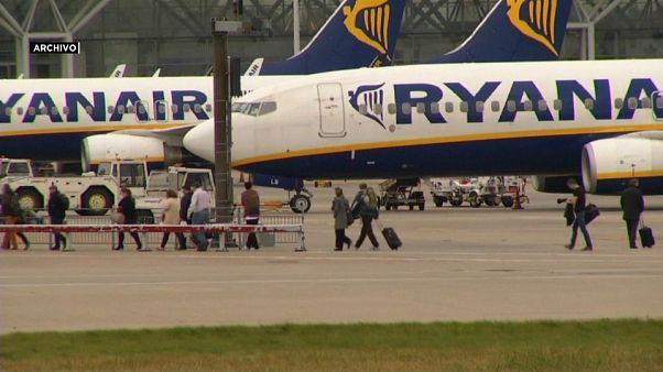 Verano de turbulencias con Ryanair en España, Portugal, Bélgica e Italia