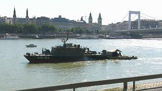 Бомба на дне Дуная