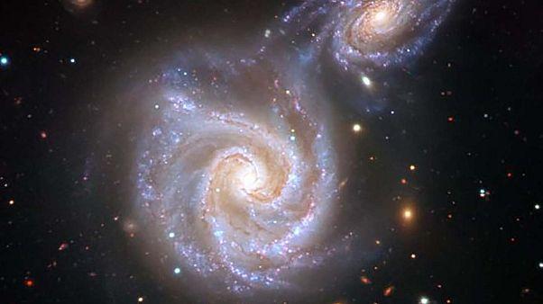 Μετωπική σύγκρουση του γαλαξία μας με τον γαλαξία «λουκάνικο»!