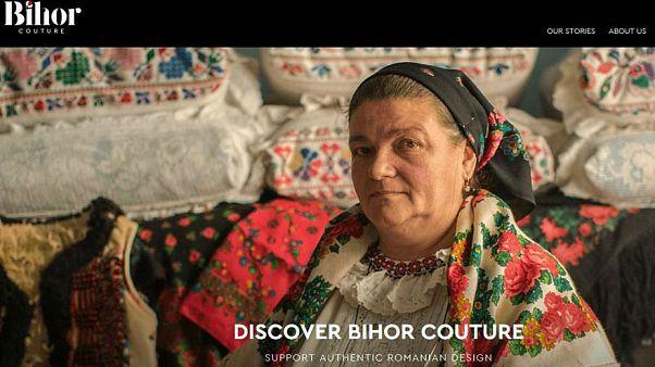 """مصممو أزياء رومانيون يتهمون علامة """"ديور"""" بانتحال صدريات تقليدية"""