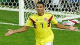 تهديدات بالقتل تطال لاعبين من كولومبيا بعد الخسارة أمام انجلترا