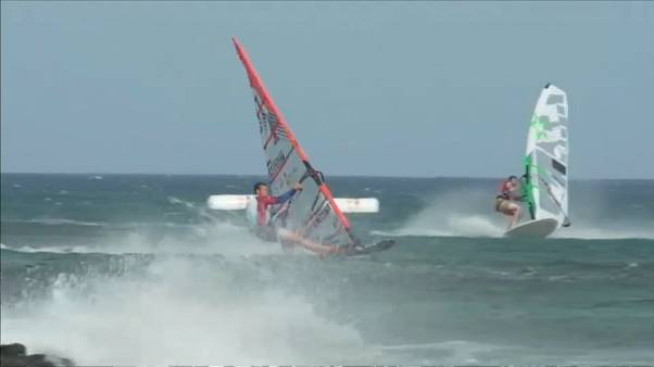 Windsurf: Paesi Bassi e GB campioni di velocità