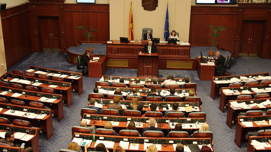 Makedonya Meclisi, isim tartışmasına son noktayı koydu