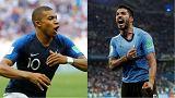 Uruguay-France : le suspense Cavani