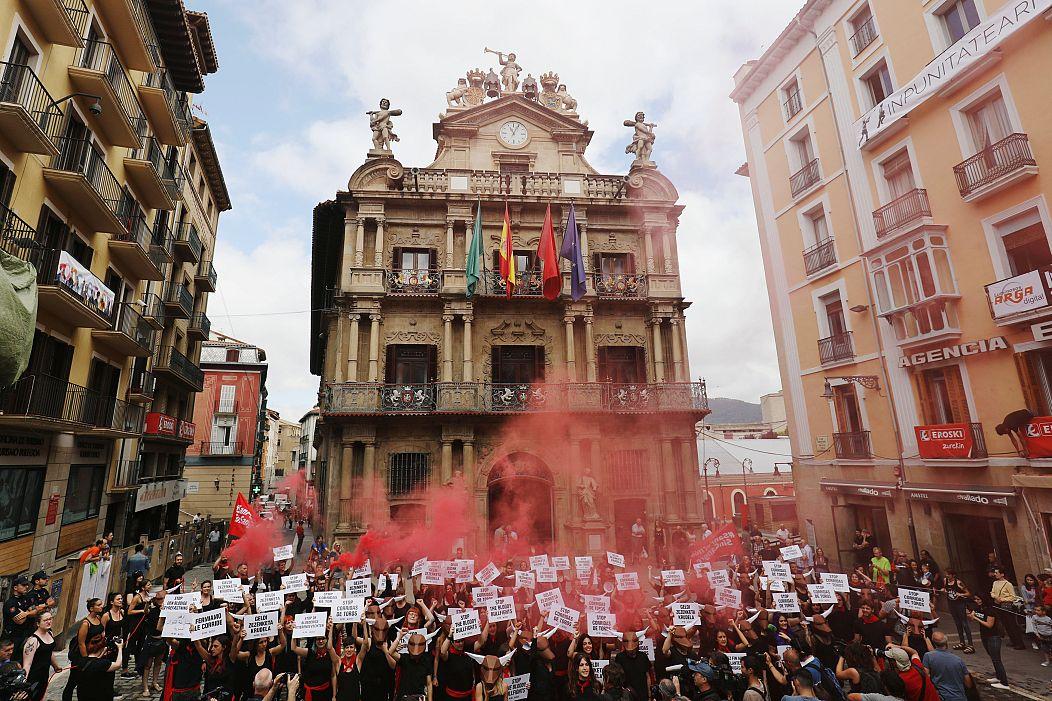 Chupinazo San Fermín 2018: Hora y dónde ver en TV en directo