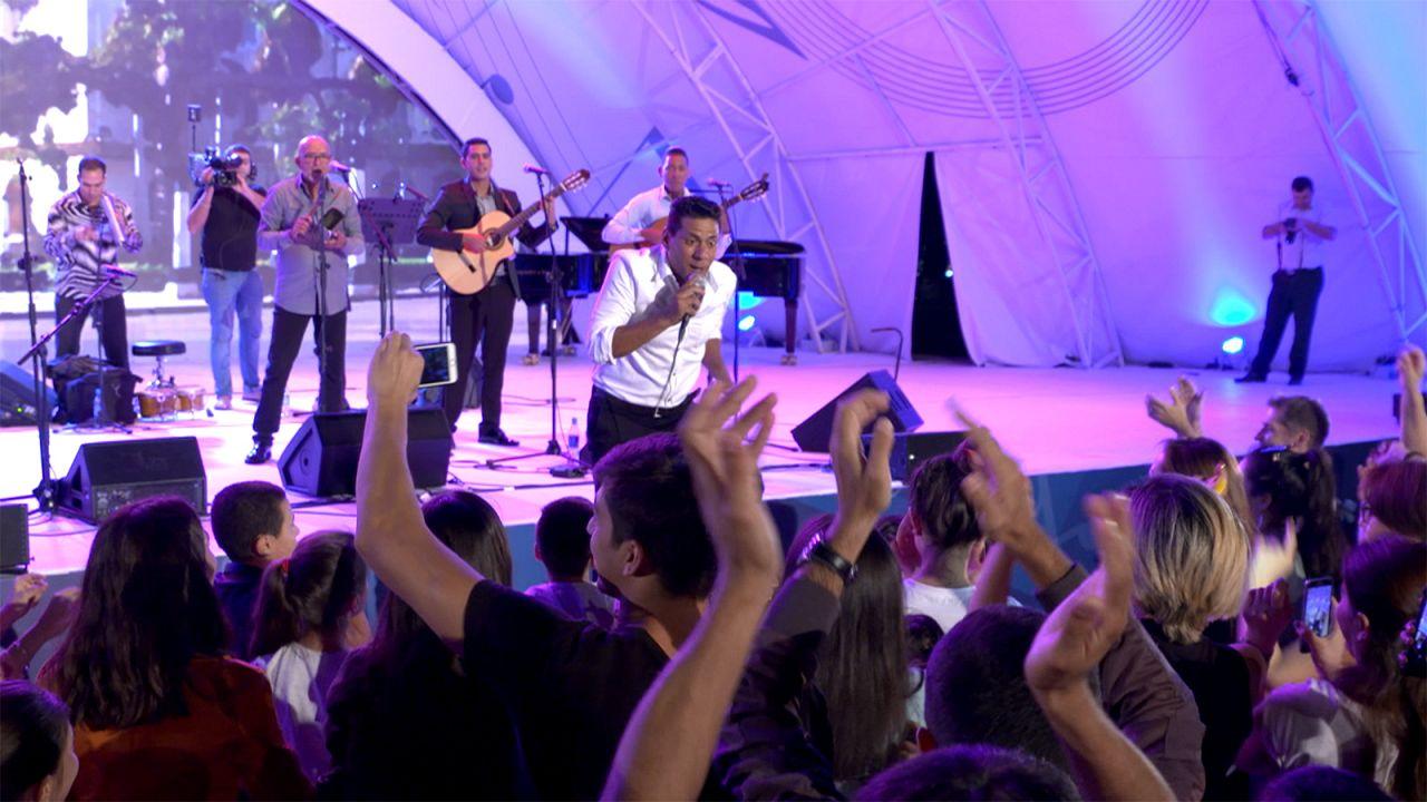 """""""Gabala Music Festival"""" - Musikmix für ein buntes Publikum"""