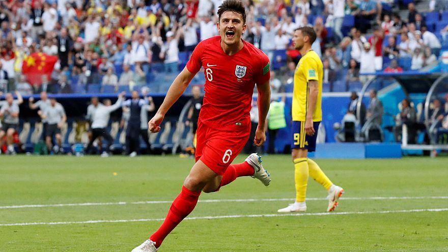Mundial2018: Inglaterra vence Suécia e qualifica-se para as meias-finais