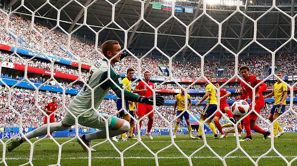Mondial 2018 : les Anglais dans le dernier carré