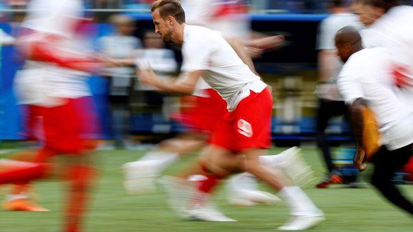 England erreicht WM-Halbfinale