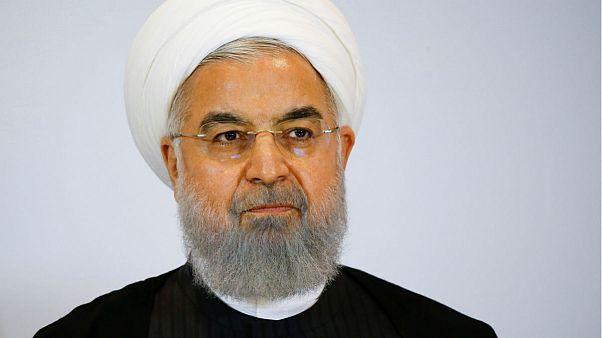 حسن روحانی رئیسجمهور ایران
