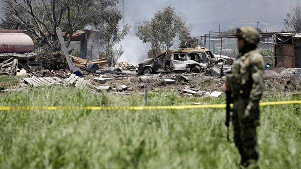 19 mortos e 40 feridos em explosões em fábrica de fogo de artifício