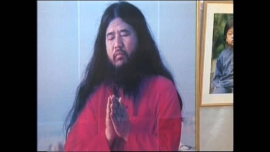 Sektenführer Asahara 23 Jahre nach Saringas-Anschlag hingerichtet