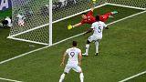 Fransa Uruguay Dünya Kupası çeyrek final