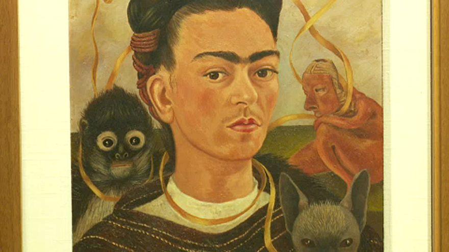Frida Kahlo képei Magyarországon