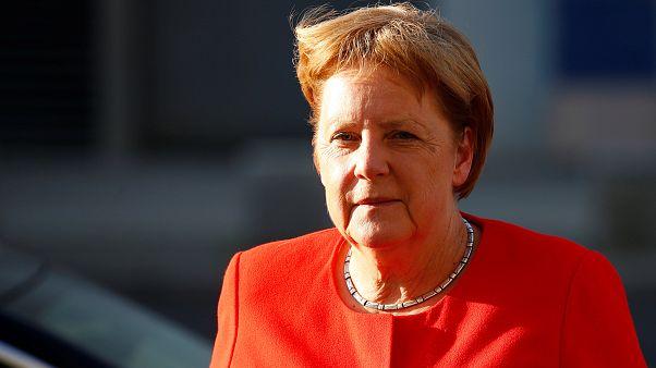 O sol brilha para Merkel: Governo de coligação chega a acordo