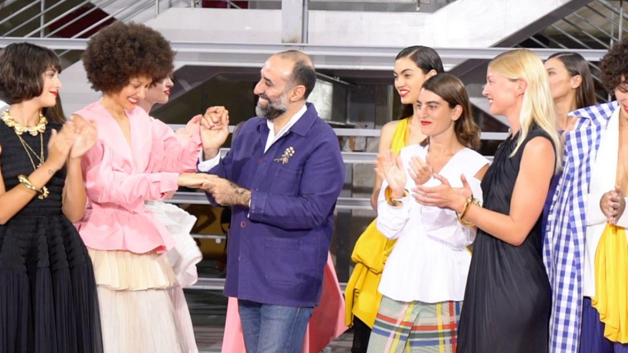 Paris Fashion Week: Women and Couture by Rabih Kayrouz