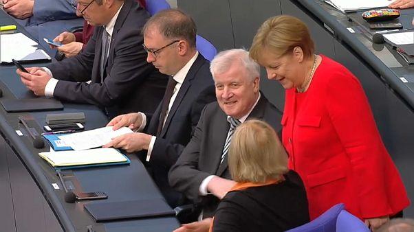 La Gran Coalición ya tiene su acuerdo sobre inmigración