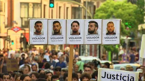 دعوات لإقامة العدل بين الأجناس بسبب العنف ضد المرأة في إسبانيا