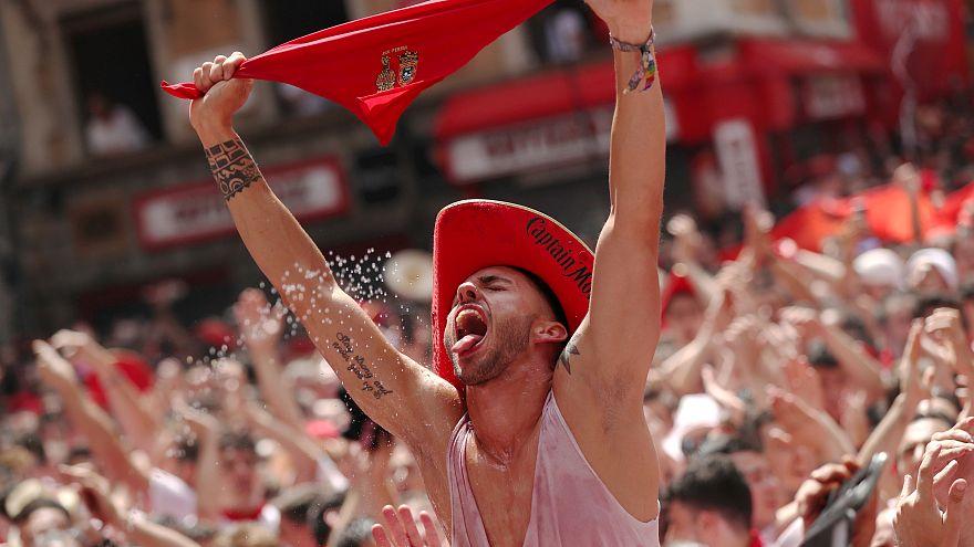 Bull running festival kicks off in Spain despite protests