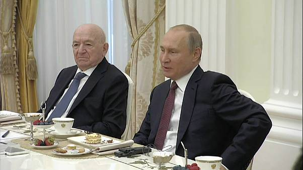 Путин: ЧМ помог улучшить имидж России
