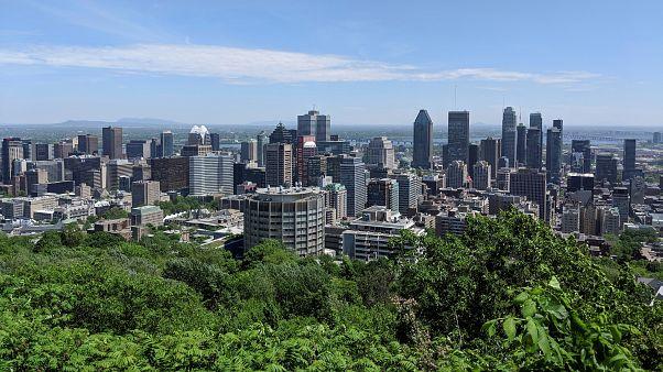 Szenvednek a melegtől a kanadaiak