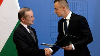 French ambassador who backed Orban is awarded Hungary state honour