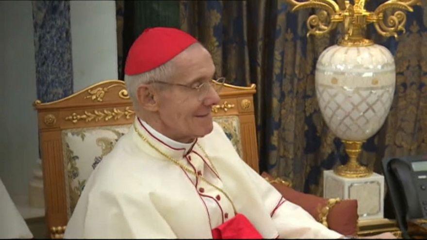 Décès du cardinal français Tauran