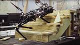Robot Cheetah can mount ledges and climb stairs without looking