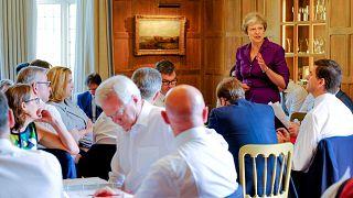 Brexit : le gouvernement britannique veut une zone de libre échange