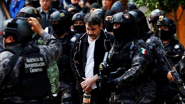 'El Licenciado, sucesor de El Chapo' extraditado a EEUU
