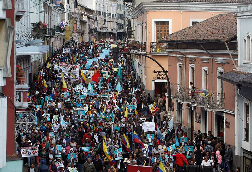 Venezuela entrega formalmente una nota de protesta a Ecuador - Venezuela