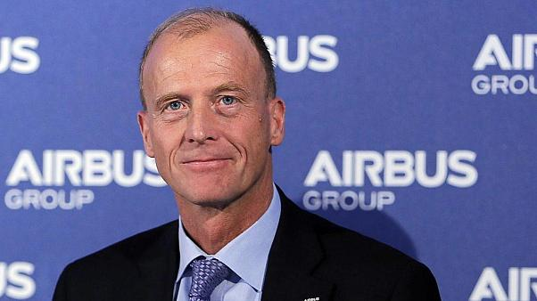 Airbus CEO says UK government has 'no clue' how to handle Brexit